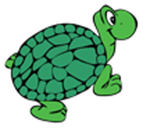 Óvodai jelkészlet 16 darabos #Teknős