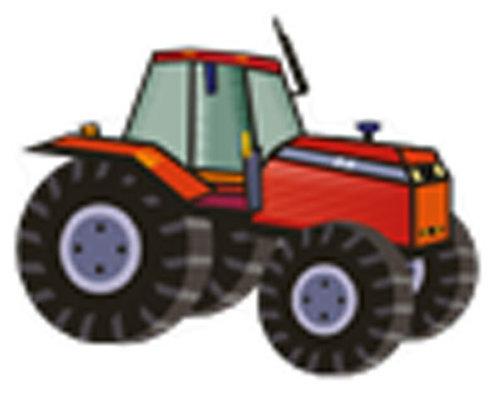Óvodai jelkészlet 16 darabos #Traktor