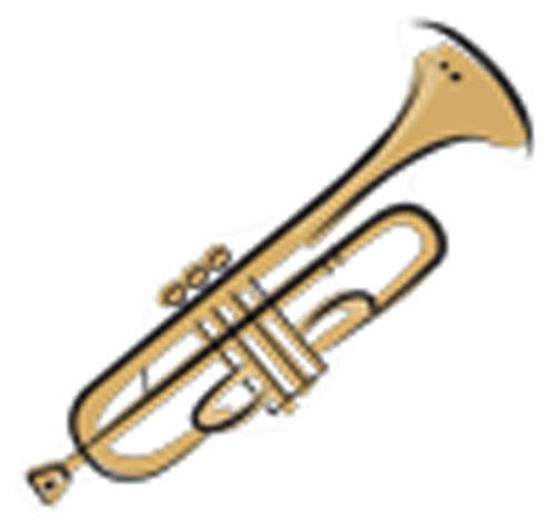 Óvodai jelkészlet 16 darabos #Trombita