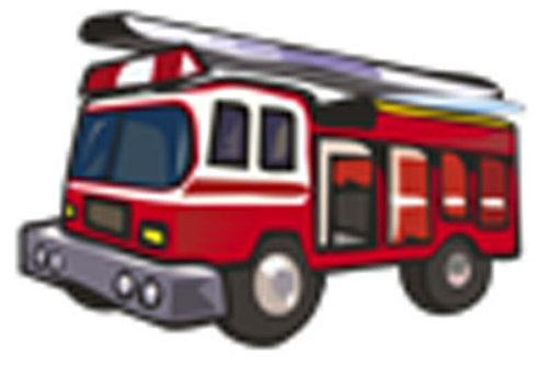 Óvodai jelkészlet 16 darabos #Tűzoltó