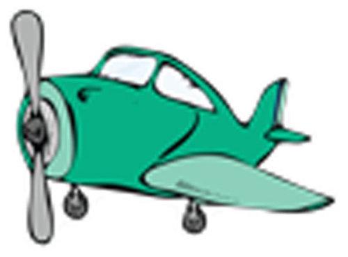 Óvodai jelkészlet 16 darabos #Repülő Zöld