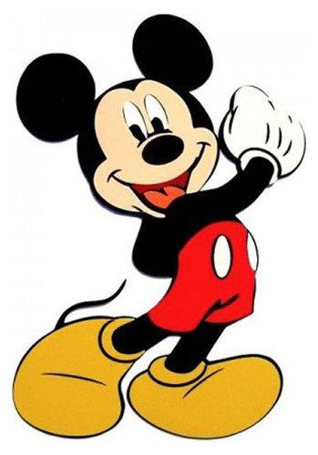 Marko Kisméretű falidekor Mickey #SRMK-0018