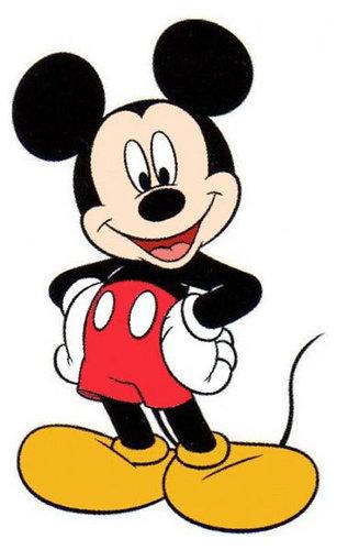Marko Kisméretű falidekor #Mickey #SRMK-008
