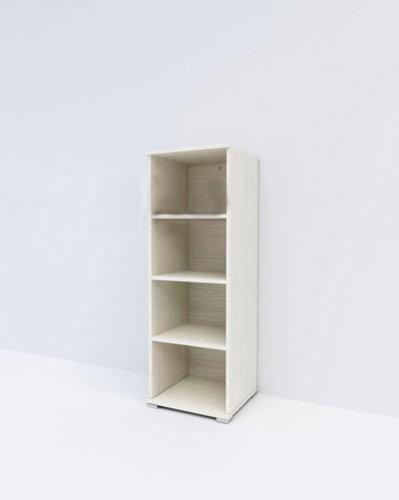 Zen polcos keskeny szekrény