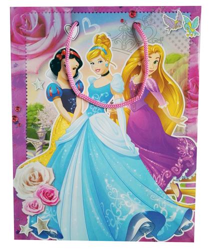 Cardex Ajándéktasak #közepes #Disney hercegnős #J58655-29463