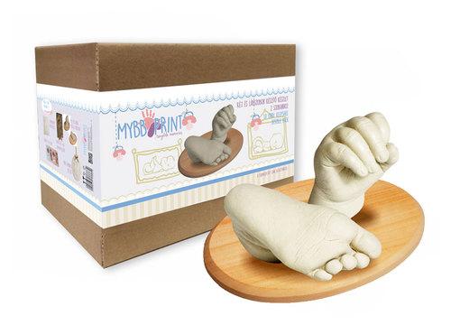 MybbPrint - Baba kéz és láb szobor készítő készlet nagy