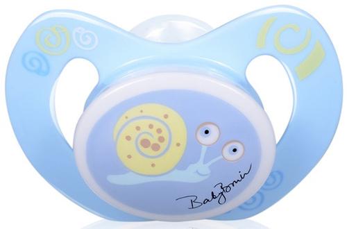 Babybruin szilikon altatócumi #Csiga #3-as méret #55043012