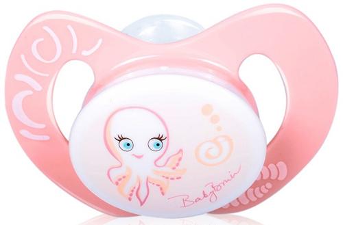Babybruin szilikon altatócumi #Polip #1-es méret #55043013