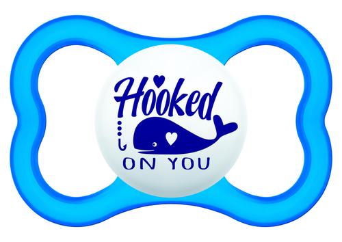 Mam Air szilikon cumi 16+ hónap #Hooked On You #703867 2021