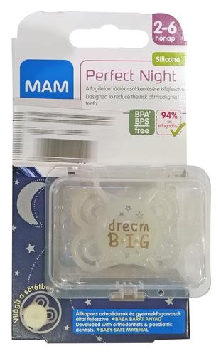 Mam Care Perfect játszócumi éjszakai 2-6 hónap dream big #692987 2020