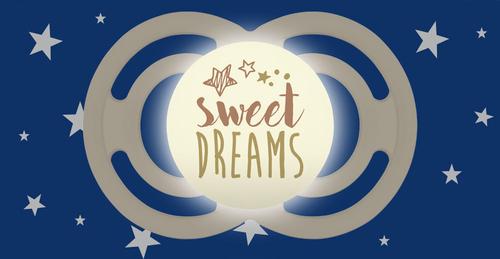 Mam Perfect Night játszócumi éjszakai #6hó+ #fehér-sweet dreams #692994 2020