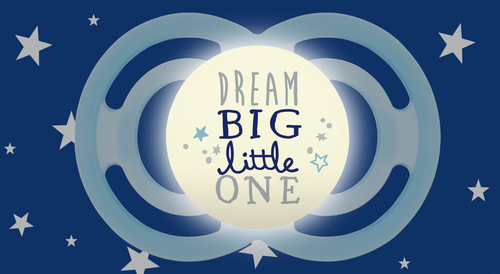 Mam Care Perfect Night játszócumi éjszakai #6hó+ #kék-dream big little one #692994 2020