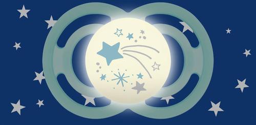 Mam Care Perfect Night játszócumi éjszakai #6hó+ #türkiz-csillagok #692994 2020