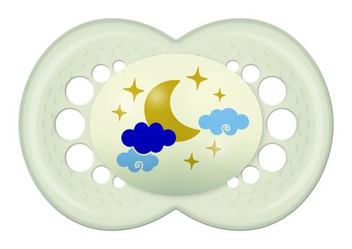 Mam Night játszócumi #6+ hónap #801723 #Hold-felhők kék #801723 2021