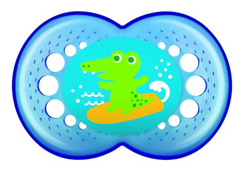 Mam Original játszócumi #latex #6 hó+ #krokodil #331817 2020