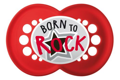 Mam Original szilikon játszócumi 16h Born To Rock #693267