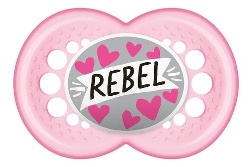 Mam Original szilikon játszócumi 16h Rebel #693267