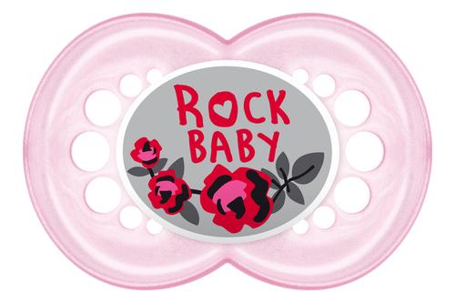 Mam Original szilikon játszócumi 16h Rock Baby #693267