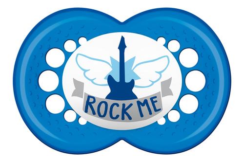 Mam Original szilikon játszócumi 16h Rock Me #693267