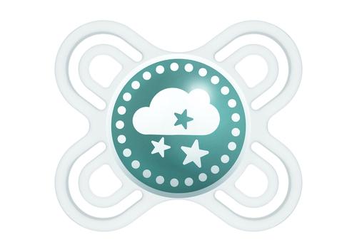 Mam Perfect Start játszócumi 0-2h szürke-felhő #706776 2020