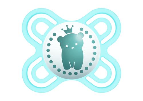 Mam Perfect Start játszócumi 0-2h kék-medve #706776 2020