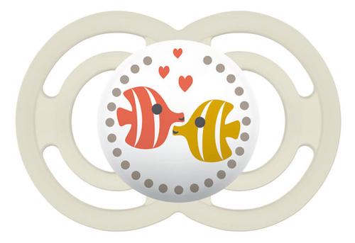 Mam Perfect Silky játszócumi #szilikon #16hó+ #Love halak #675379 2020