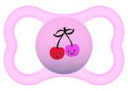 Mam Supreme játszócumi 6 hó rózsaszín meggy - natúr mintás #810893 2021
