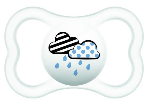 Mam Supreme játszócumi 6 hó szürke tukán - natúr felhő #810893 2021