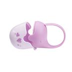 Babyono Cumitartó doboz elefánt lila #529-408131