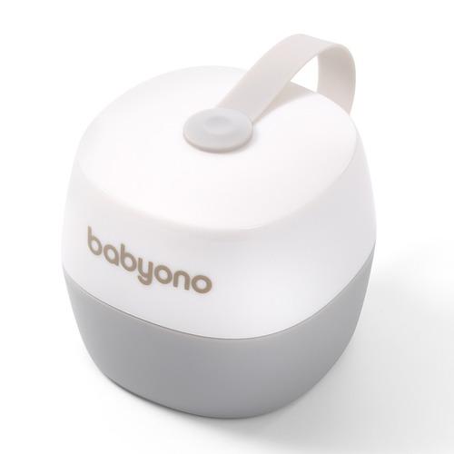 BabyOno Cumitartó doboz fehér #535-01