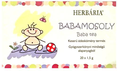 Herbária Babamosoly babatea 30g
