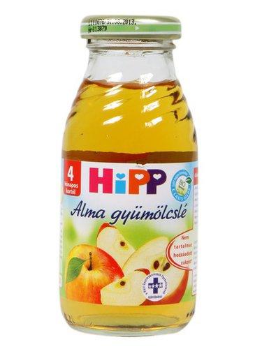 Hipp Bébiital Alma gyümölcslé 200ml