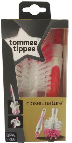 Tommee Tippee cumisüveg tisztító kefe #42111641 #rózsaszín