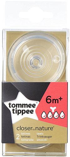 Tommee Tippee pótcumi BPA-Free sűrű ételekhez 2db