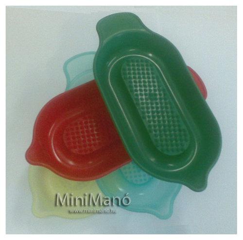 Almareszelő műanyag #zöld