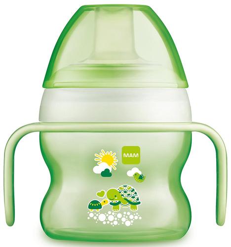 Mam Starter Cup ivópohár 150 ml #670114 #zöld teknős