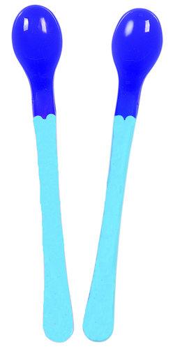 Babybruin hosszúnyelű kanál 2db kék #55043217