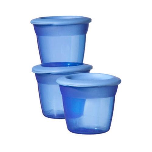 Tommee Tippee Essential basics ételtároló tetővel #43025610 #kék