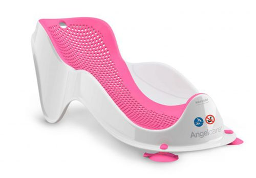 Angelcare Babatartó MINI Pink #KAD MINI PINK