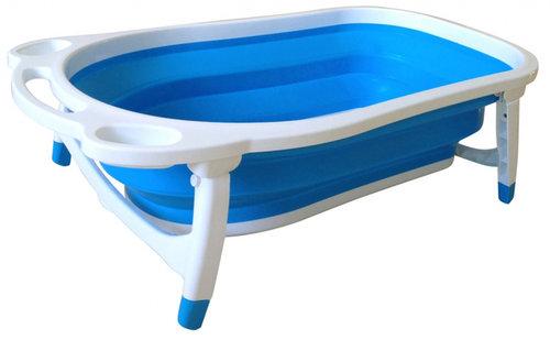Asalvo Kád összecsukható kék #9883