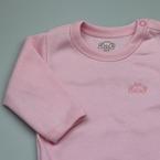 Kukukk Body hosszúujjú #62 rózsaszín Linden