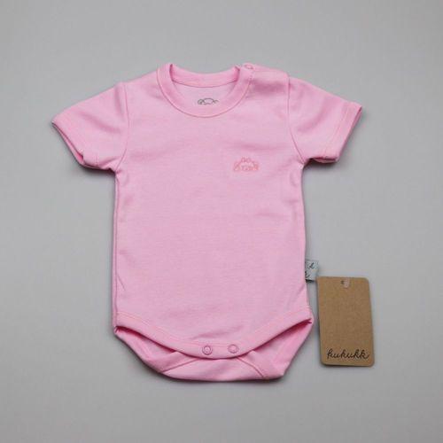 Kukukk Body rövidujjú #86 rózsaszín Laurel