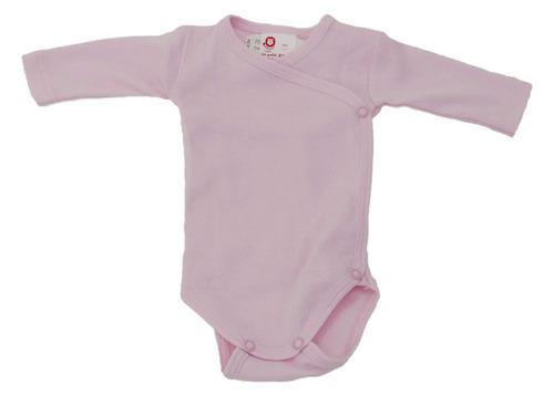Leopoldi Body hosszú ujjú #réklis #68 #rózsaszín #107030