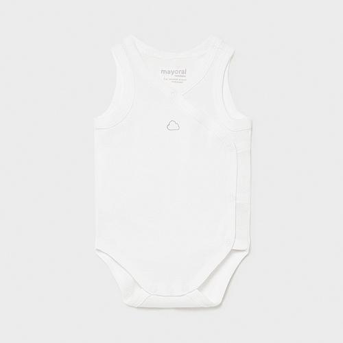 Mayoral Body 0-1 hó 55cm Blanco #1790 2021