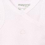 Mayoral Body ujjatlan #6-9 hó #75cm #rózsa pöttyös #1767 2020