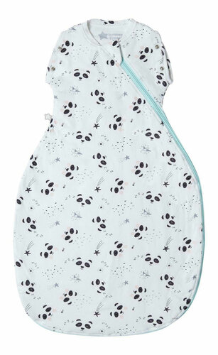 GroBag Hálózsák mini #3-9hó #2.5 tog #Little Pip panda #49126002
