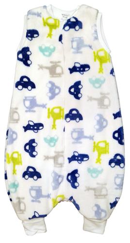 Wikids Hálózsák pizsama #wellsoft bélelt #74-80 #autós