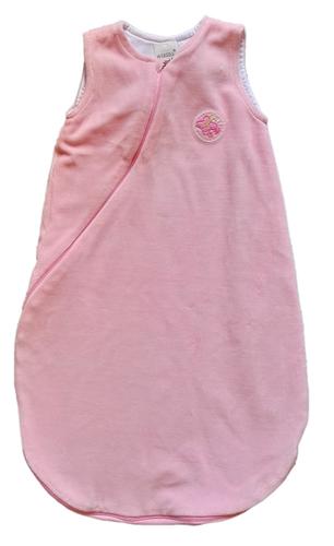 Wikids Hálózsák plüss bélelt #62-68 #rózsaszín