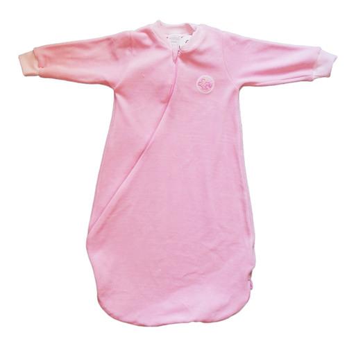 Wikids Hálózsák plüss hosszú ujjú #68-74 #rózsaszín