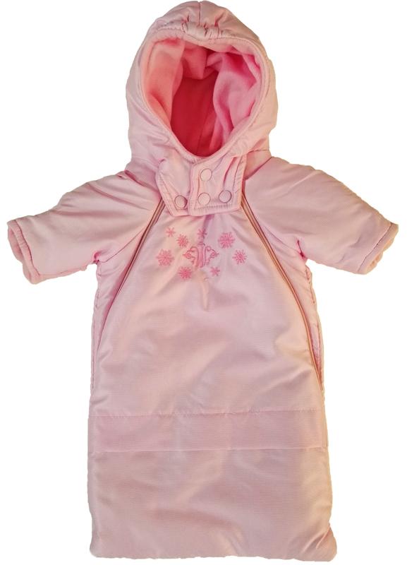 Wikids Téli babazsák  56-62  rózsaszín - Kezeslábas - Gyerekruházat ... cff4e0f63b